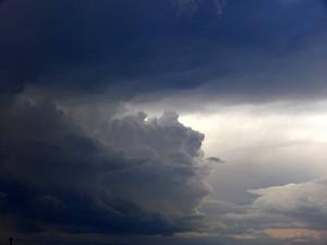 charcoal sky