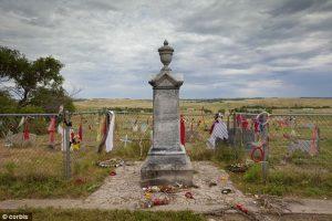 Wounded Knee Memorial, South Dakota